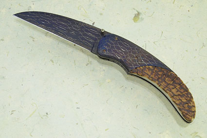 Celtic Weave Folder