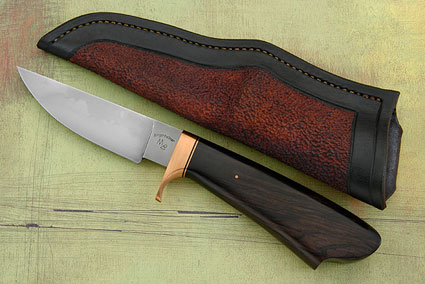 African Blackwood Hamon Hunter