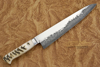 Chef's Knife (Gyuto) with Sheep Horn (9 3/4