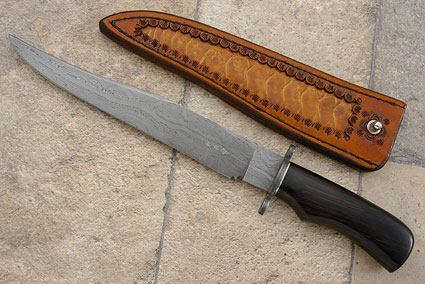 Gents Fighter with African Blackwood