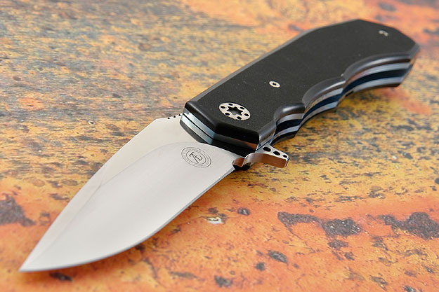 L44 IKBS Flipper with Black G10