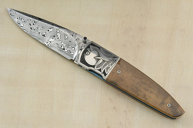 L9 - Calla Lily with Damascus and Mammoth