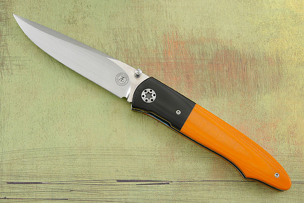L20 with Orange and Black G10