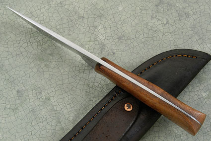 Spring Creek Hunter with Mesquite Burl