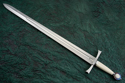 European Style Sword with Ivory