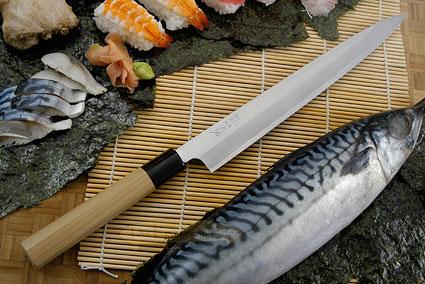 Hon Kasumi Right-Handed Sashimi Hocho - 270mm