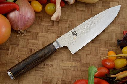 Shun Premier Chef's Knife (Gyuto) - 6 in. (TDM0723)