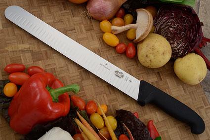 Victorinox Fibrox Roast Slicer - 12 in. (40645)