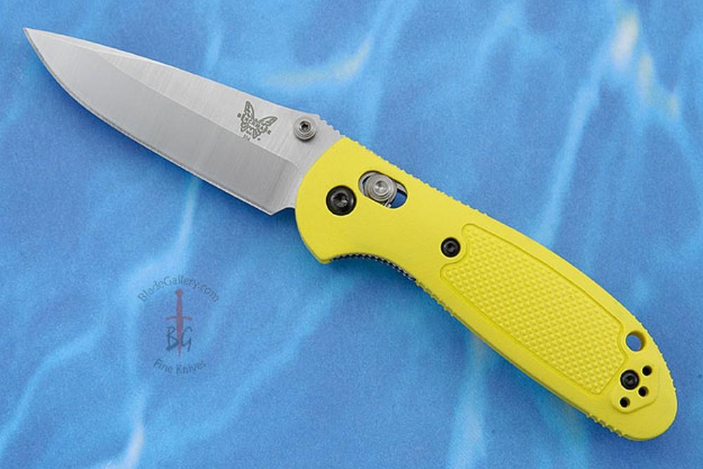 Pardue Griptilian, Mini Yellow (556-YEL)
