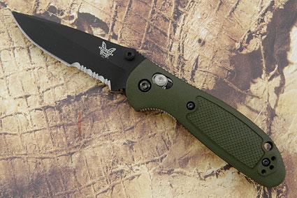 Pardue Griptilian, Mini OD Green (556SBK-OD)