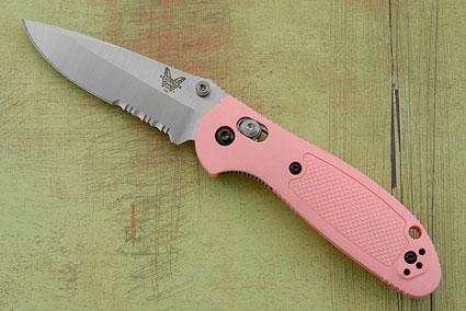 Pardue Griptilian, Mini Pink (556S-PNK)