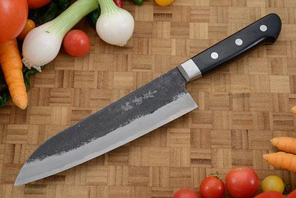 Chef's Knife (Santoku) - 7-1/8 in. (180mm), Western Handle