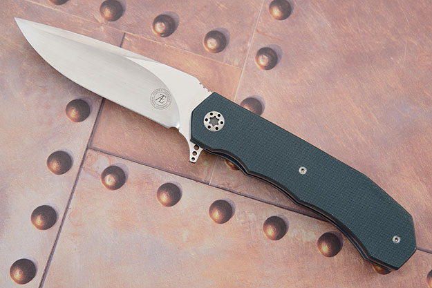 L44 IKBS Flipper with Forest Green G10