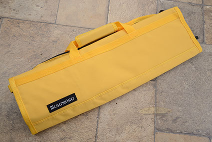 8 Pocket Knife Roll, Yellow (2066-8/Y)