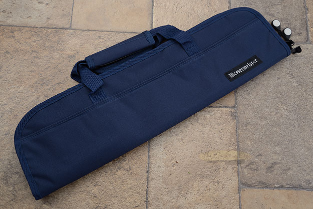 5 Pocket Knife Roll, Navy (2066-5/N)