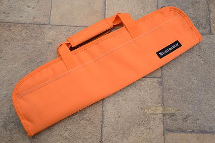 5 Pocket Knife Roll, Orange (1066-5/O)