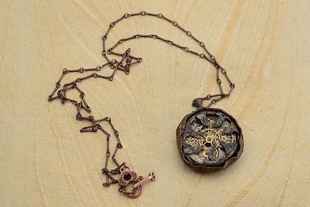 Time Lock Pendant