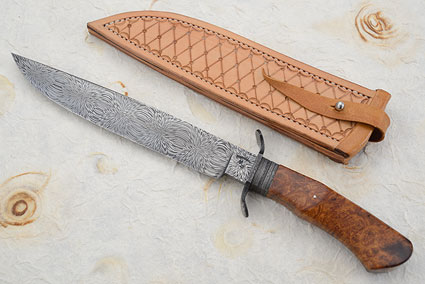 Radialed W's Ironwood S-guard Bowie