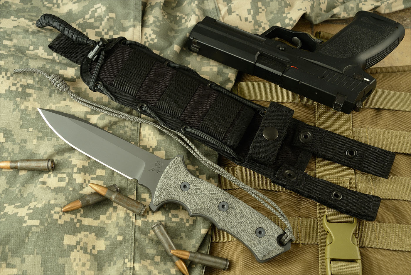 Green Beret (5-1/2 inch)