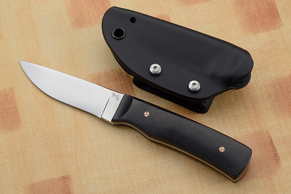 Utility with Black G10