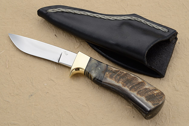 Black Pronghorn Hunter (3 1/2 in.)