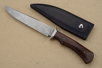 Desert Ironwood Fighter