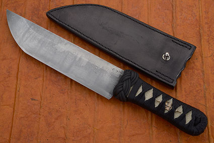 Damascus Tactical Tanto