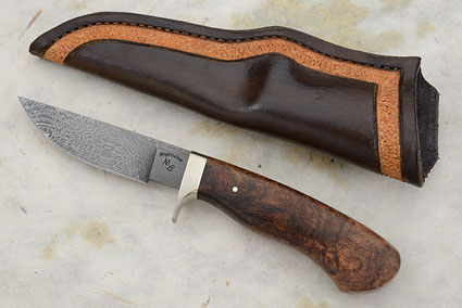 Damascus Mesquite Hunter