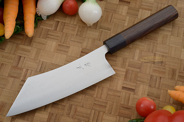 Hayabusa Chef's Knife - Hakata Santoku - 6-3/4 in. (170mm)
