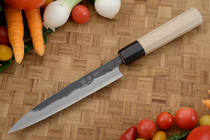 Slicing Knife (Koyanagi) - 6-1/2 in. (165mm), Traditional Handle