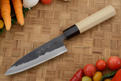 Chef's Knife (Funayuki) - 5-1/3 in. (135mm), Traditional Handle