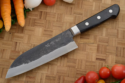 Chef's Knife (Santoku) - 6 in. (150mm), Western Handle
