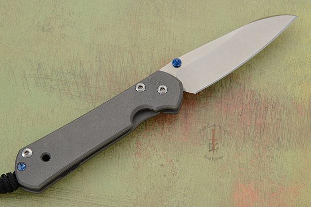 Small Sebenza 21 Insingo, Left Handed