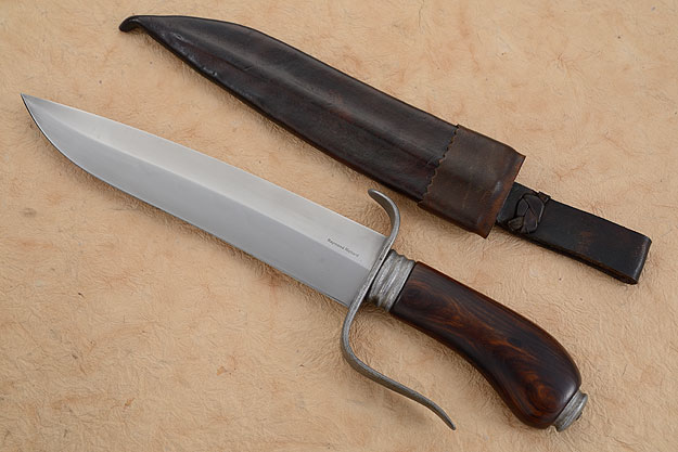 Hamon S-Guard Bowie with Ironwood