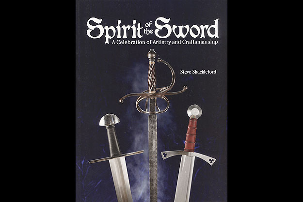 Spirit of the Sword by Steve Shackleford