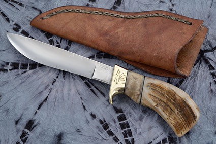 Pronghorn Camp Knife (6-2/3 inches)