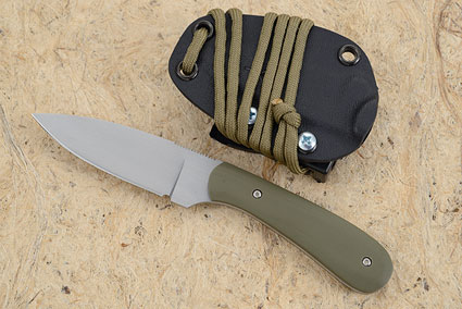 Small Practical EDC with OD Green G10