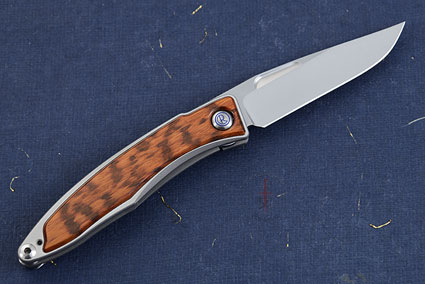 Mnandi with Snakewood, Left Handed