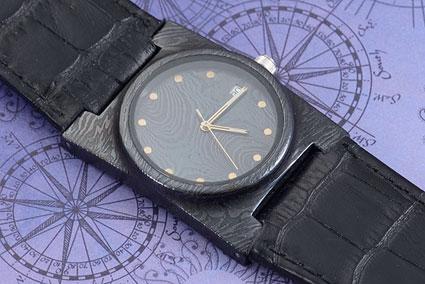 Damascus Automatic Timepiece