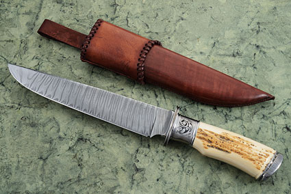 Swedish Bowie with Mammoth Ivory