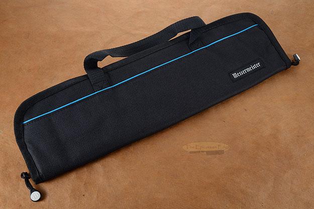 5 Pocket Knife Roll, Black (2066-5/B)