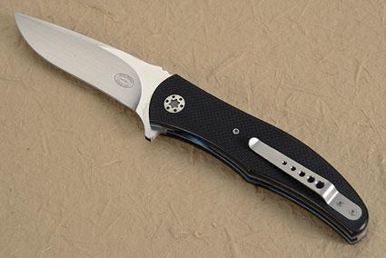 LL13 Flipper with Black G10 (IKBS)