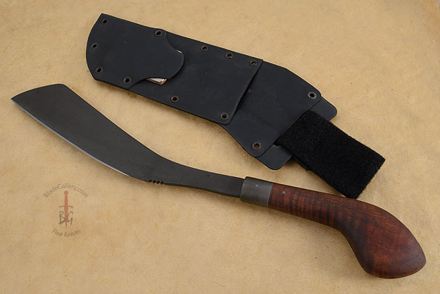 Jungle Knife with Maple and Caswell Finish