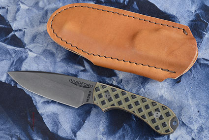 Guardian 3 - Triple Camo G10, Darkened Blade