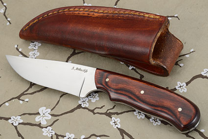Hunter with Cocobolo Dymondwood