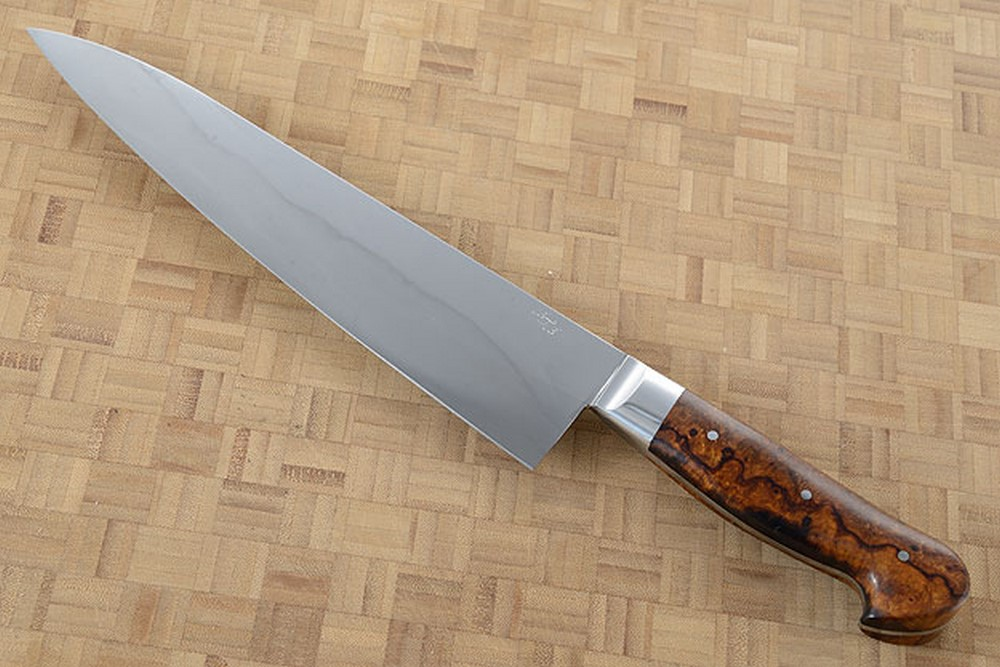 Chef Knife (Gyuto) with Desert Ironwood (9 in.)