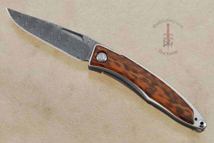 Mnandi with Snakewood and Laddered Damascus