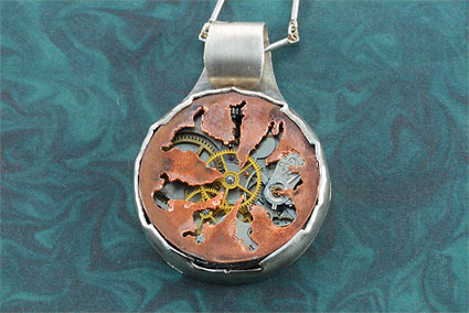 Lost Time Pendant