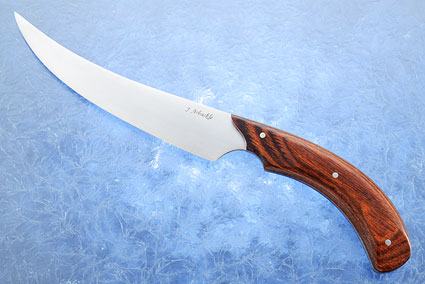 Fillet/Boning Knife (6-1/2 in.) with Cocobolo DymondWood