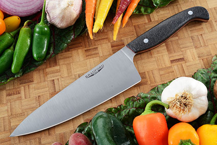 Chef's Knife with Carbon Fiber (7-1/2 in.)